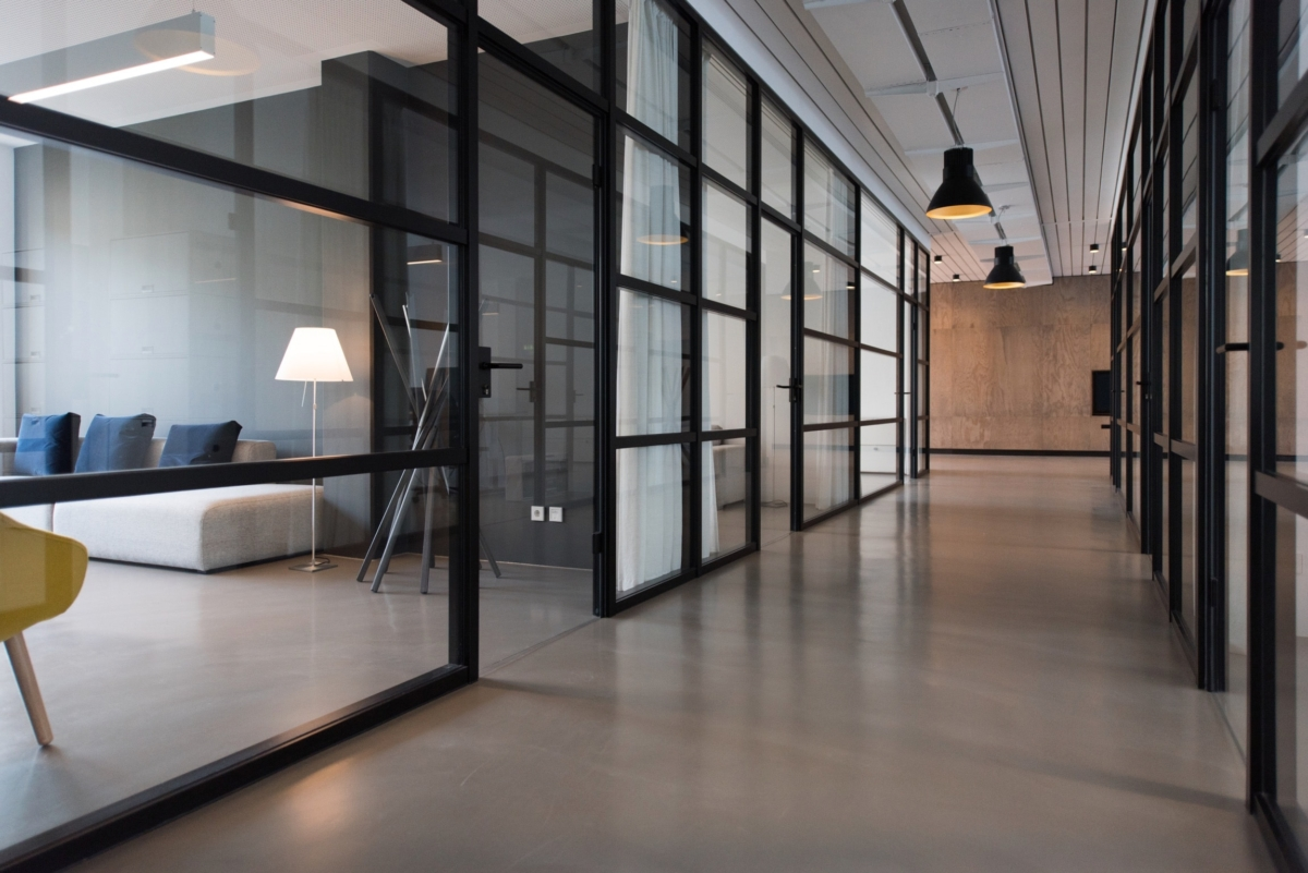 office with business security